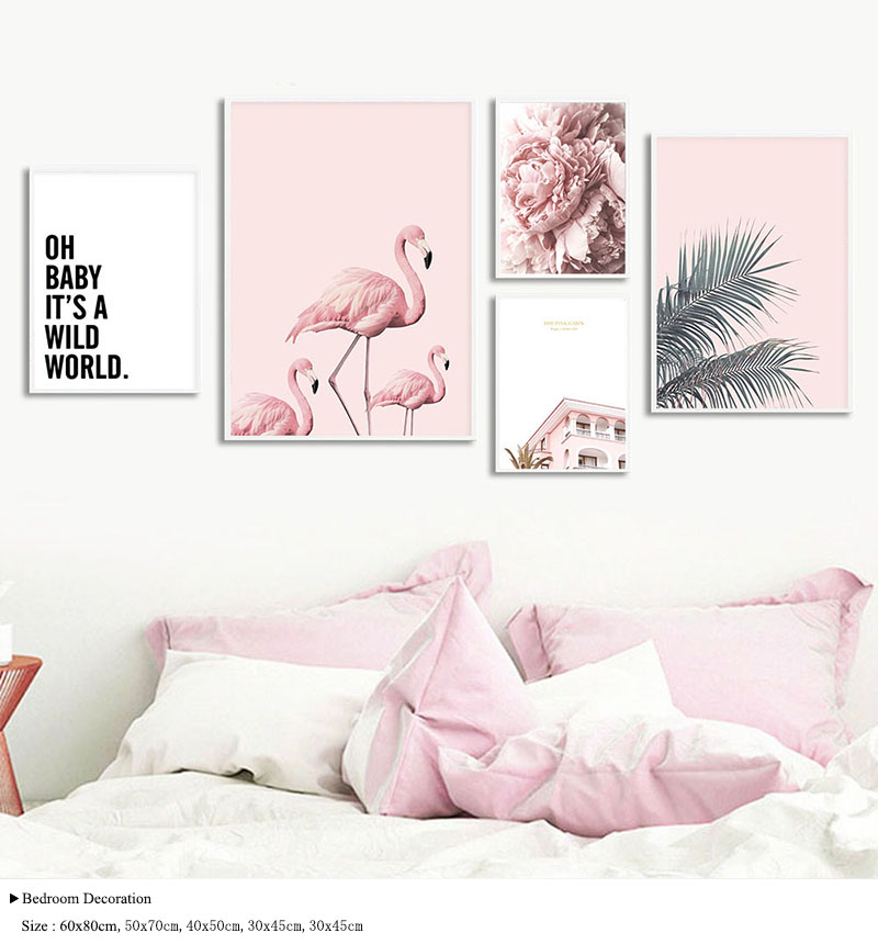 Heart-longing-Wall-Art-Prints-and-Posters-Nordic-Ins-Canvas-Painting-for-Living-Room-Decoration-Wall -