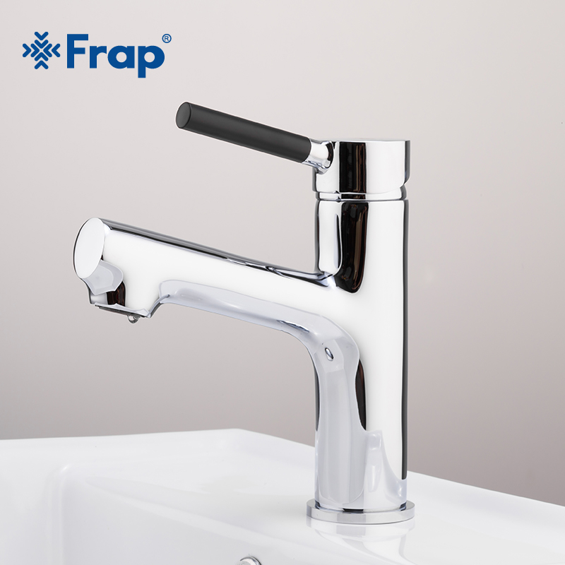 FRAP Deck Mounted Hot And Cold Water Mix Faucets Home Kitchen Bathroom Basin Sink Water Faucet Single Handle Washbasin Tap F1044FRAP Deck Mounted Hot And Cold Water Mix Faucets Home Kitchen Bathroom Basin Sink Water Faucet Single Handle Washbasin Tap F1044
