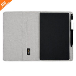 Xiaomi Mijia Smart Home Kaco Noble Paper NoteBook PU Leather Card Slot Wallet Book for Office Business Travel with a Gift