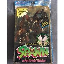 """"""" мстители супергерой Спаун Джим Даунинг креативный подарок на день рождения ПВХ фигурка Коллекционная модель игрушки коробка 15 см B737"""