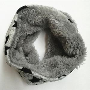 Image 3 - New winter scarf infinity baby scarfs five star Boys girls cotton kids scarf children scarf soft ring warm Scarves
