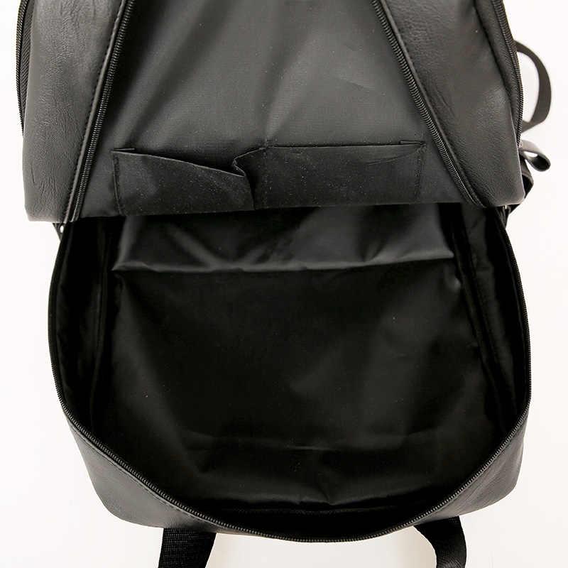 Модные Водонепроницаемый Для женщин рюкзак высокое качество Молодежные кожаные рюкзаки для подростков, девочек, женщин, школьный сумка рюкзак для ноутбука