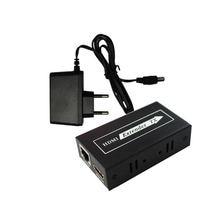 60 м hd 1080p hdmi удлинитель передатчик tx/rx over cat6 rj45
