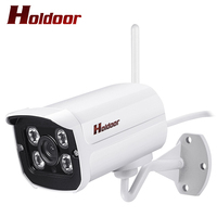 Holdoor IPC Wireless IP Camera Wifi Full HD 1080P CCTV Security Camera Support Micro SD Card