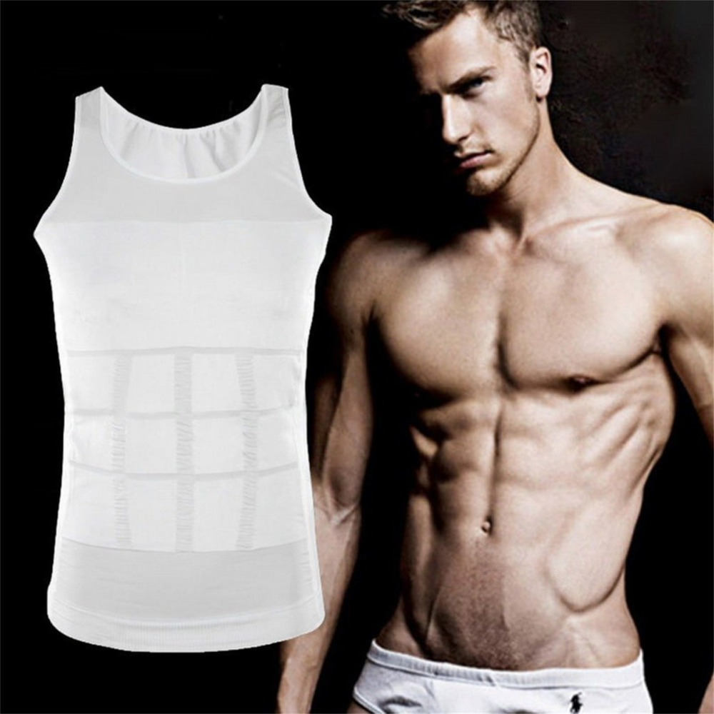 Men Corset Body Slimming and Posture Corrector
