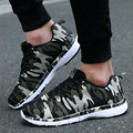 2017 New Spring Autumn Men Camouflage shoes Light Breathable Casual Shoes Men EVA Comfortable Soft Outdoor Korea Fashion