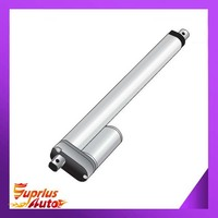 12Volt or 24Volt can be selected with 14inch/ 355mm Stroke length and max load is 1000N/ 100kgs/ 225lbs linear actuator