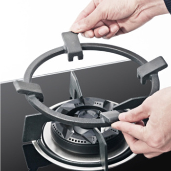 Universal Cast Iron Wok Pan Support Rack Stand For Burner Gas Stove Hobs Cooker Kitchecn Supplies Tool Accessories