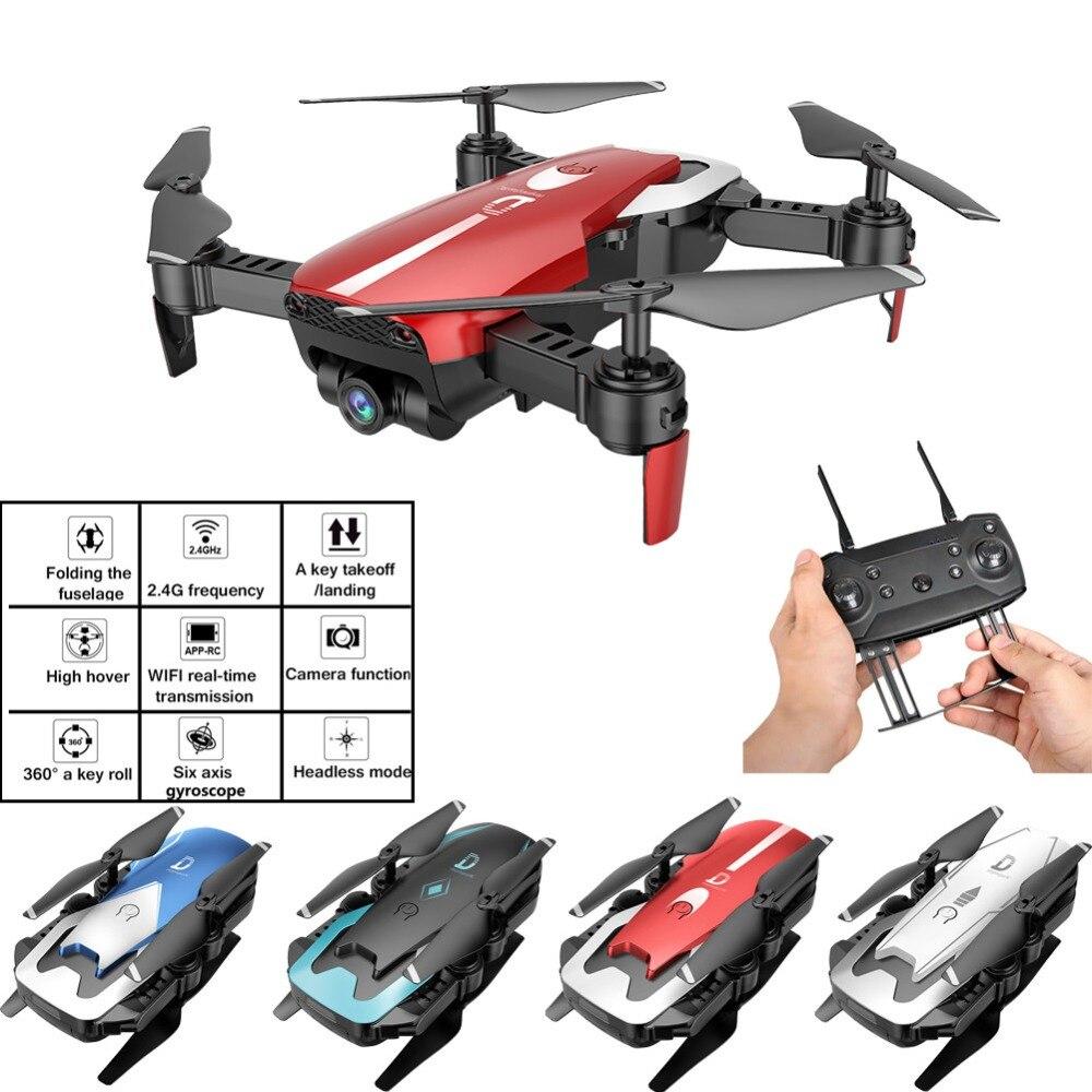 X12 Drone con la Macchina Fotografica 0.3MP WiFi Della Macchina Fotografica FPV 2.4g vestito di Un Tasto di Ritorno RC Elicottero Giocattoli Regali Quadrocopter Giocattoli per bambini