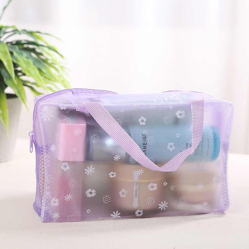 XZP 2019 nowych moda wodoodporne przenośne akcesoria do makijażu kosmetyczne toaletowe podróży makijaż kosmetyczne mycia szczoteczki do zębów etui organizator torba