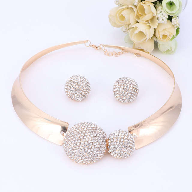 Dubai Bridal Jewelry Sets...