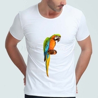 DB1 Mens T Shirts Short Sleeve O Neck White Cotton Spandex Summer Cool Casual High Quality