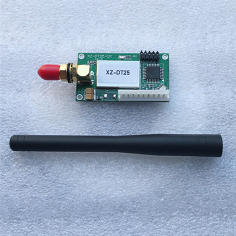 115200bps 100mw 150mhz Vhf Transmitter Uhf 433mhz Receiver 868 Mhz Transceiver Rs232 Rs485 Ttl Rf Module To Produce An Effect Toward Clear Vision Communication Equipments
