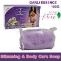 100% Pure Garlic Essence Lose Weight Loss Slimming body Soap Fat Burning Effective slim cream best partner 100g
