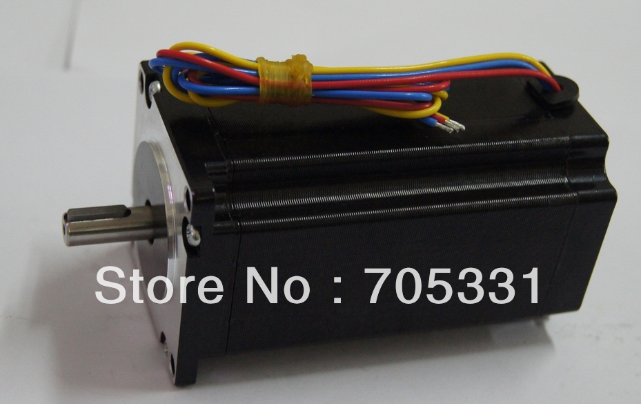 купить 2N.m size 57mm 3phase enhanced hybrid stepper motor J3610 motor length 102mm по цене 2454.71 рублей