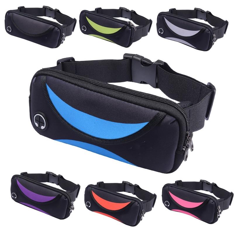Capable Waterproof Nylon Multi-functional Tool Bags For Women Men Waist Bag Case Travel Sport Tool Organizer Bag Tool Bags Bright Luster
