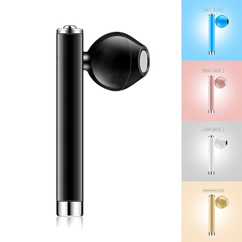In-Ear Bluetooth Earphone Wireless Sport Earbud Magnetic USB Charger Earpiece Headset Headphone with Mic for Smartphones hot