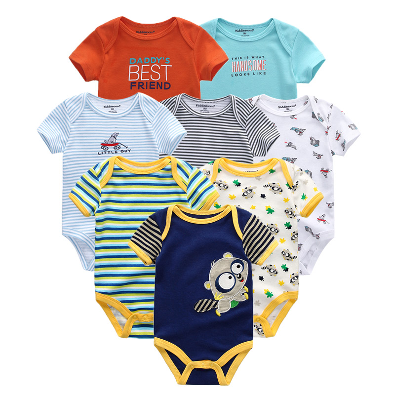 Baby Boy Rompers04
