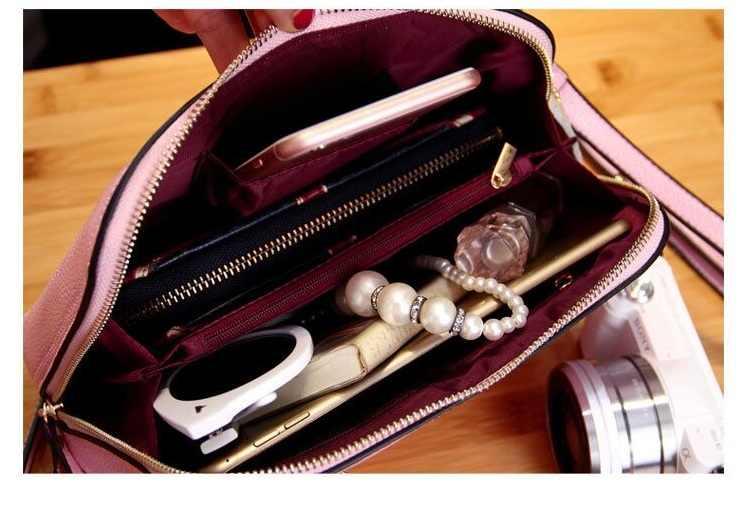 Mewah 2020 Tas Desainer Wanita Berkualitas Tinggi Tas Kulit Asli Vintage Messenger Crossbody Rantai Tas untuk Wanita X52