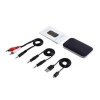 10 шт. Беспроводной Bluetooth 4,0 2 в 1 аудио Музыка A2DP приемник передатчик адаптер