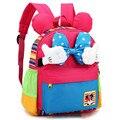 Escuela de Los Niños mochilas Escolares Los Niños Mochila de dibujos animados Para Niñas Niños Nursery Bebé Estudiante de Kindergarten mochila mochila infantil