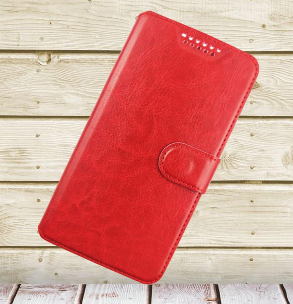 In Capable For Vertex Impress Moon Case Luxury Pu Leather Back Cover Case For Vertex Impress Moon Flip Protective Phone Cases Novel Design;