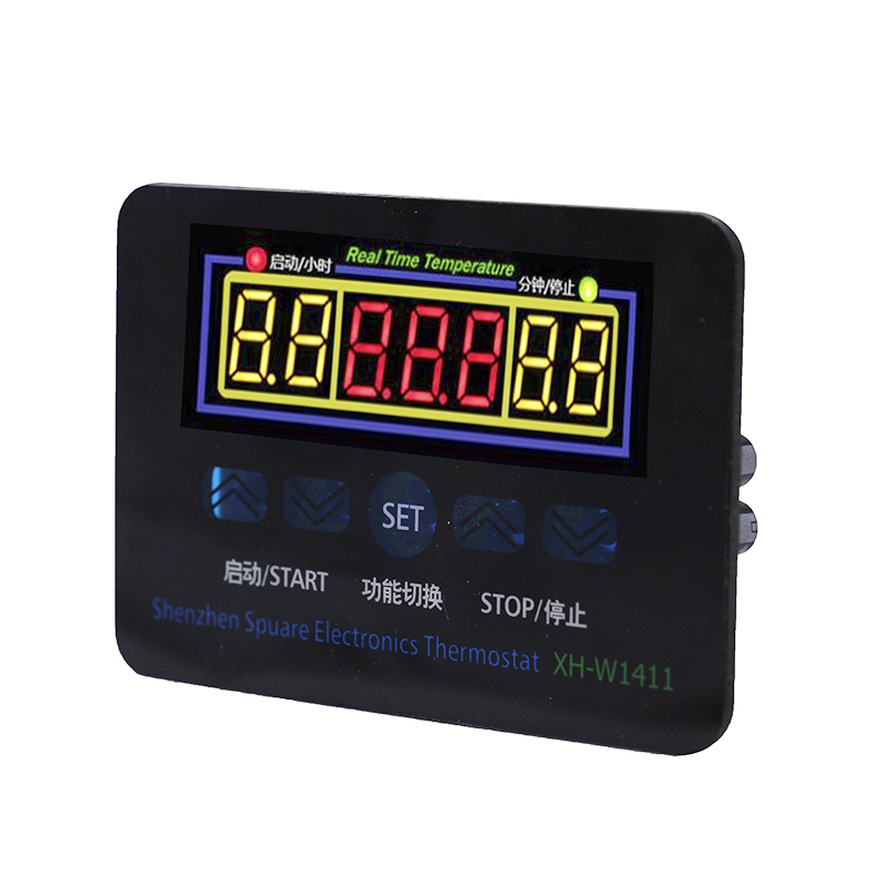0.1 High Precision Time Interval Temperature Controller Timer Digital Thermostat