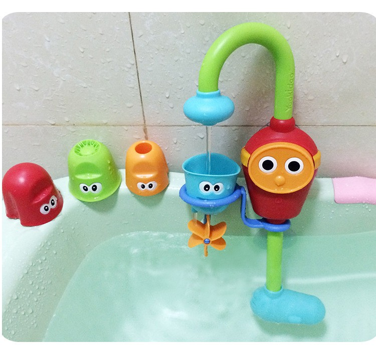 The new 2015\'s finest bath toys baby electronic bath play taps toy ...