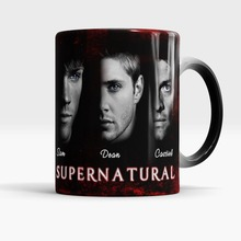 Supernatural Color Changing Mug