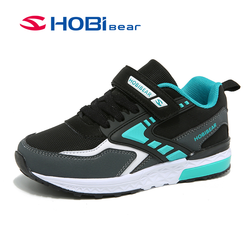 HOBIBEAR Children Shoes Toddler Boys Shoes Breathable Shoes for Little Boys Kids Sneakers Girls Spring Autumn Shoes Sport