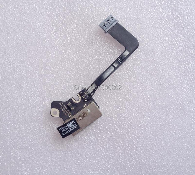 """New 820-3584-A DC Power Jack Board Flex Cable For MacBook Pro Retina 13.3"""" A1502 Magsafe 2013 Year HK Post Free Shipping"""
