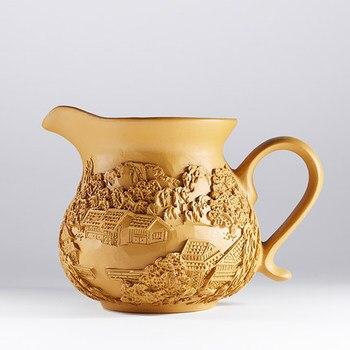 Famous handmade purple sand teapot Yixing public tea cup tea accessories