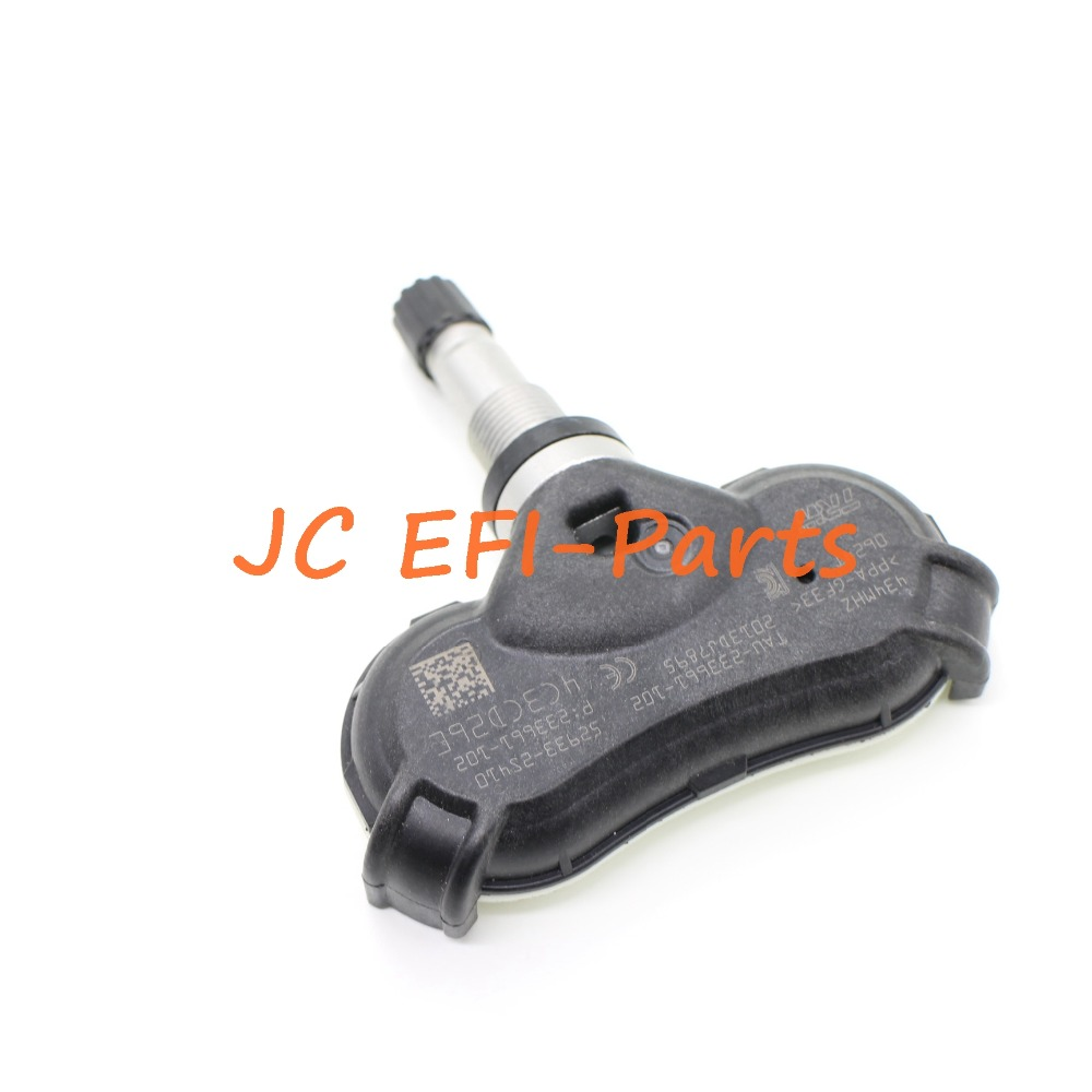 52933 2S410 TPMS Sensor For Hyundai IX35