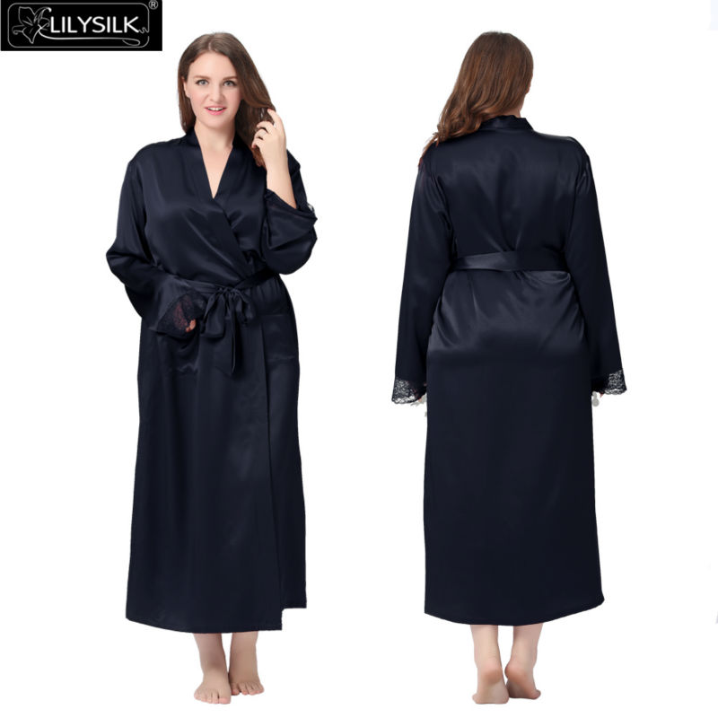 1000-navy-blue-22-momme-lacey-cuff-full-silk-robe-plus-size-01