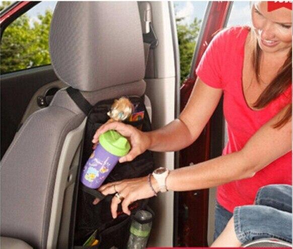 EDFY autoistme kottide hoiustamisauto kaaned Tagasiistme korraldaja - Auto salongi tarvikud - Foto 4