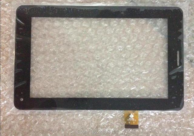 Orignal NOVA 7 ''tablet pc Megafon de Login 2 VER1 Login2 MT3A TPC1219 digitador sensor de vidro da tela de toque