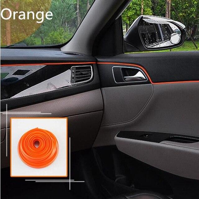 5m Lot Car Styling Interior Decoration For Bmw F30 Jaguar Xf Vw