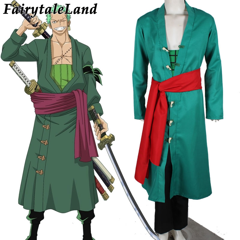 2017 hot anime Halloween costumes for men One Piece ...