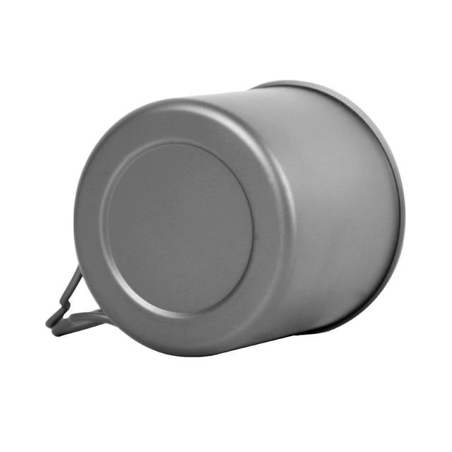 Toaks Titanium 375ml CUP  Mug Handle Cup-375 2