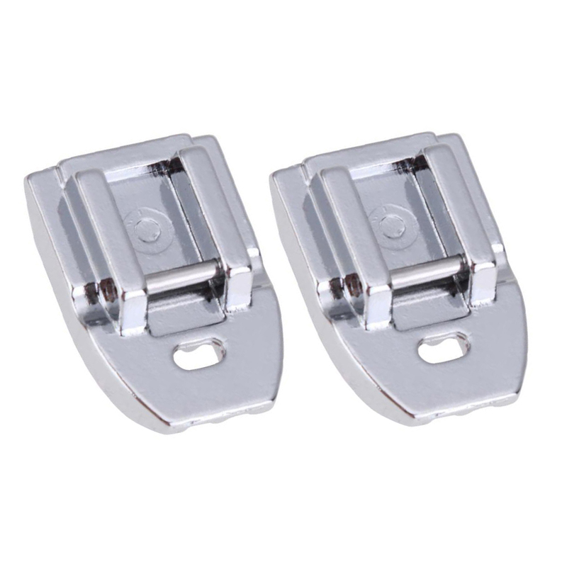 Invisible Zipper Presser Foot Household Sewing Machine Sewing Accessories Multifunctional Parts Drop Shipping