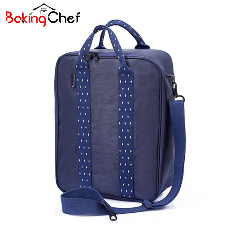 Amiable Bakingchef Fashion Travel Suitcase Storage Bag Clothing Packaging Space Saving Holder Organizer Accessories Supplies Gear Stuff An Indispensable Sovereign Remedy For Home Clothing & Wardrobe Storage