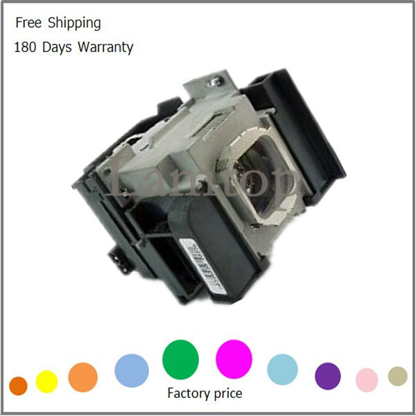 Free shipping  Lamtop projector bulb with housing ET-LAA410  fit For   PT-AT6000   PT-AT6000E free shipping lamtop projector lamp with housing mc jgl11 001 for x1263