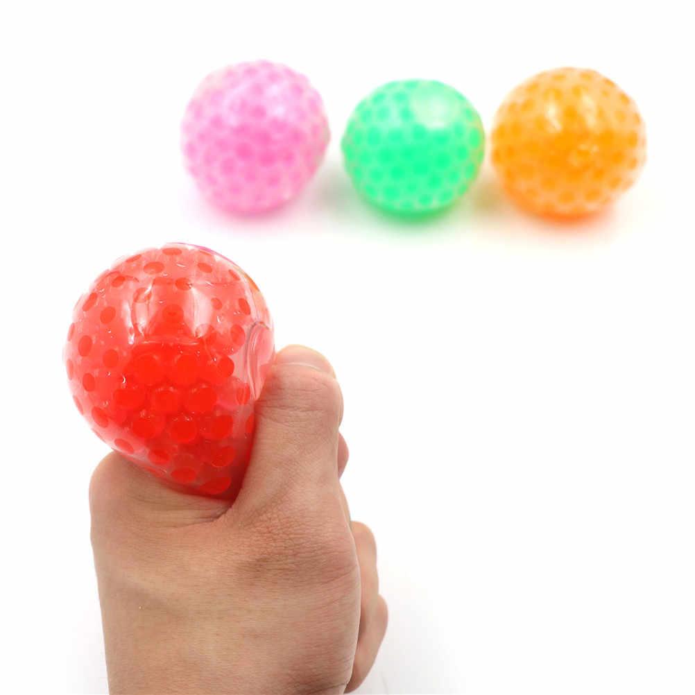 Сжимаемая игрушка-шар для снятия стресса, антистрессовый мяч, медленно поднимающаяся игрушка для детей, взрослых, губка, шарик для снятия стресса, игрушка