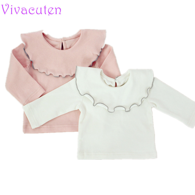 2019 Baby Kinder Mädchen Top Blusen Frühling Herbst Baumwolle 0-2 Jahre Baby Jacke Mädchen Plaid Shirt Neugeborenen Mädchen Hemd