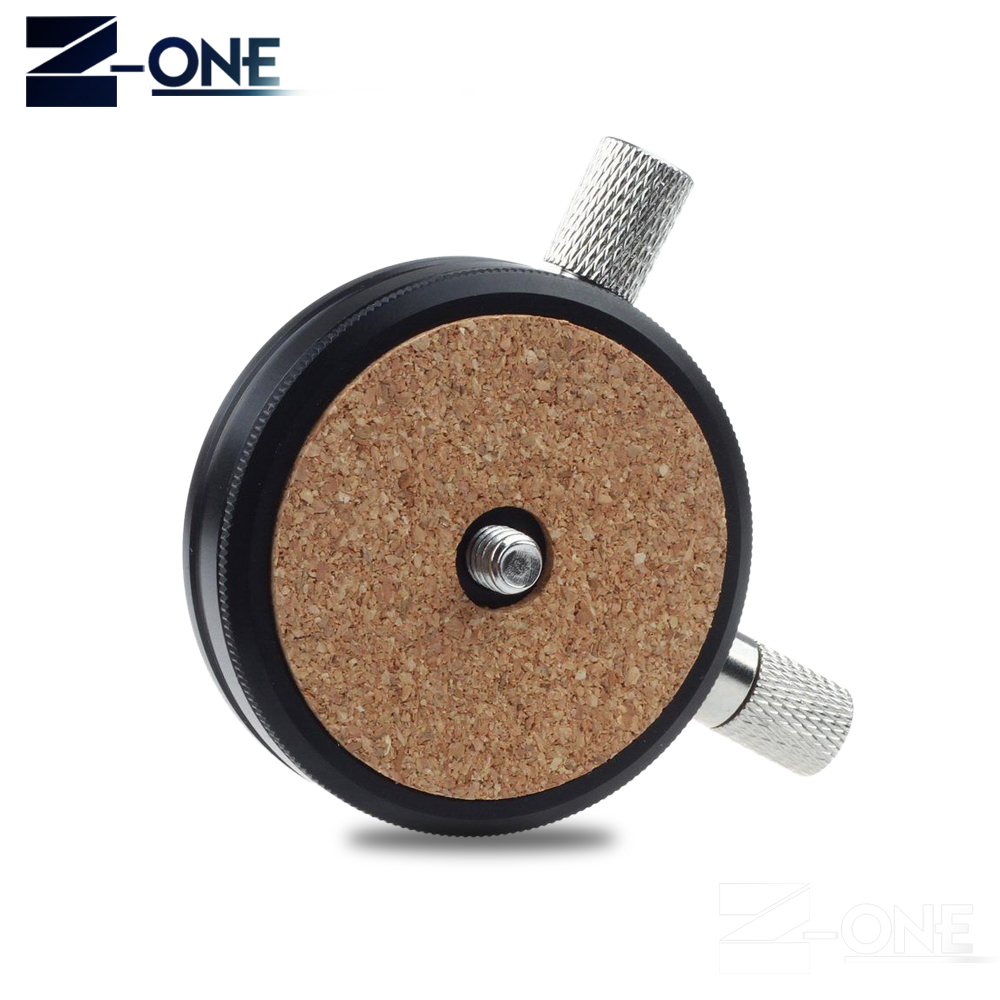 QR-02 Quick Release QR Plate 1/4 3/8 Screw Adapter for Ball Head Tripod Monopod ...