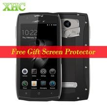 Blackview BV7000 IP68 Impermeable Teléfono Móvil 5.0 pulgadas Android 7.0 MTK6737T Quad Core NFC OTG 2 GB de identificación de Huellas Dactilares 16 GB 3000 mAH