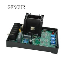 Generator GAVR-12A Universal Brushless Generator Avr 12A Voltage Stabilizer Automatic Voltage Regulator Free Shipping 1pc new in box automatic voltage regulator avr uvr6 for mecc alte generator