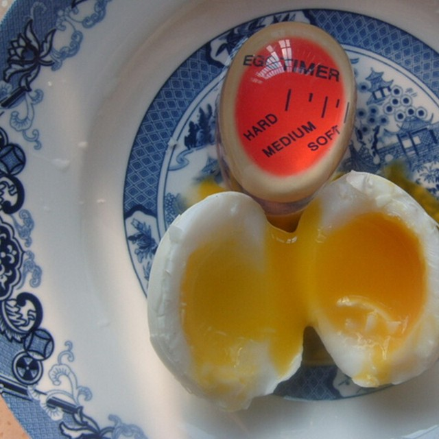 Colour Changing Timer for the Perfect egg