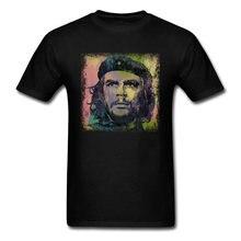 Gli uomini CHE GUEVARA T-Shirt Nazione Hero T-Shirt A Manica Corta Magliette di Giorno Della Madre di Hip Hop Vestiti O-Collo 100% Cotone Magliette E Camicette retro
