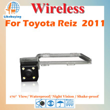 Wireless Parking font b Camera b font 1 4 Color CCD Rear View font b Camera